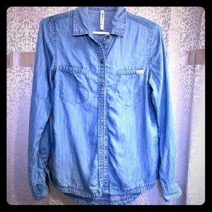Rvca Jean shirt
